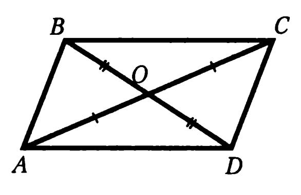 Параллелограмм ABCD