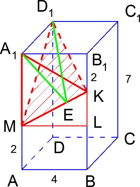 Репетиционное ЕГЭ по математике 2012 задача C2