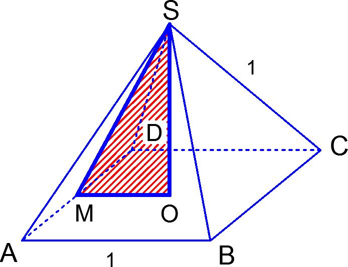 Решение задачи C2 из сборника тренировочных заданий для подготовки к ЕГЭ по математике 2012
