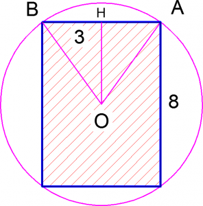 Цилиндр вписанный в сферу стереометрия на ЕГЭ