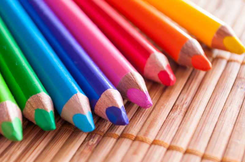 Разные карандаши, как разные типы репетиторских услуг для вашего ребенка