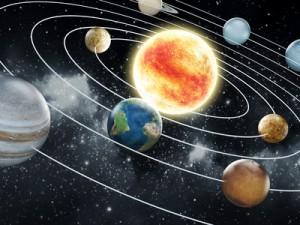 Солнечная система (иллюстрация)