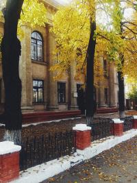 Фасад здания музыкальной школы