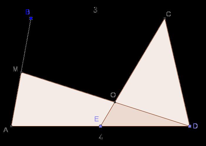 Трапеция из решения геометрической задачи на ЕГЭ