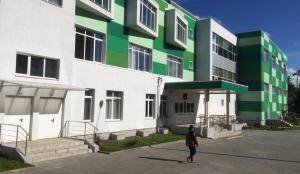 Новый корпус Московской гимназии 1543 на Юго-Западе
