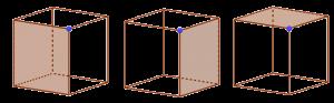 Задача с двухцветным кубом из занятий для подготовки к поступлению в гимназию 1543 с репетитором