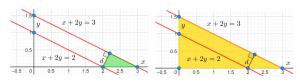 Подобные треугольники в прямоугольной системе координат