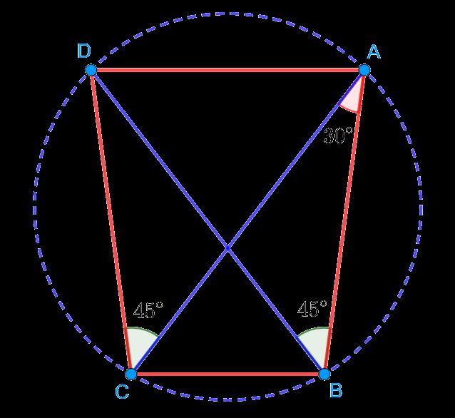 Дополнительный набор в лицей ВШЭ задача по геометрии