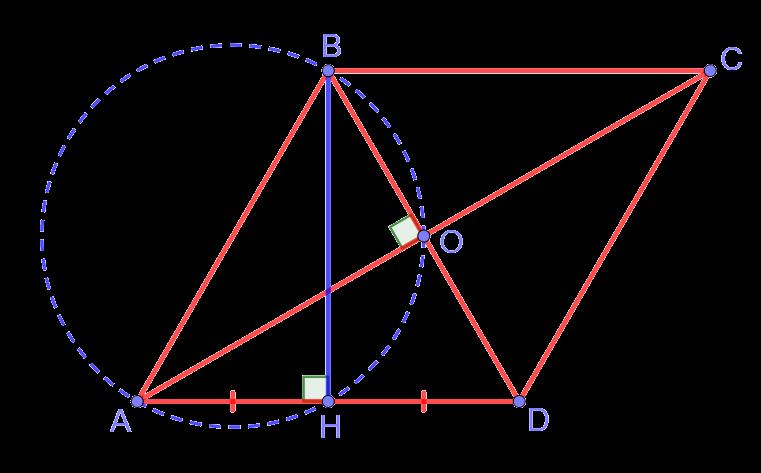 Геометрическая задача из второй части экзамена по математике при поступлении в школу 1535